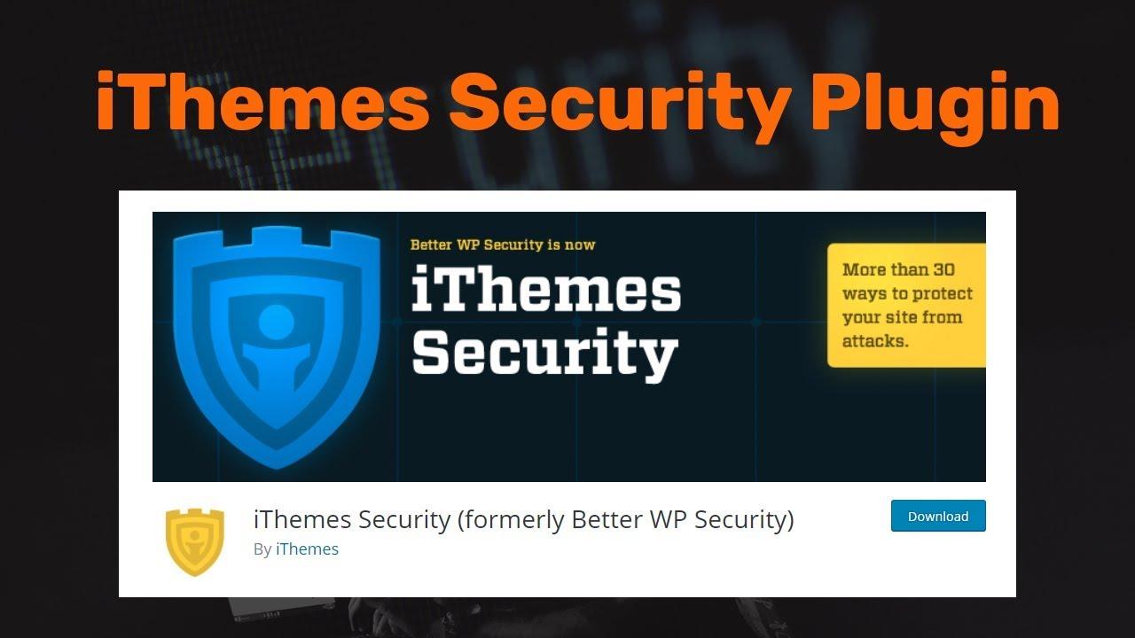 ithemes security logo
